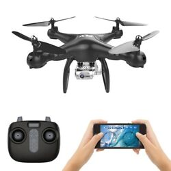 Remote Control Drones Large Quadcopter FPV Helicopter HD Camera Drone Flying HOT $53.99