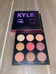 Kylie Cosmetics Kylie Jenner Burgundy Eyeshadow Palette BNIB Authentic