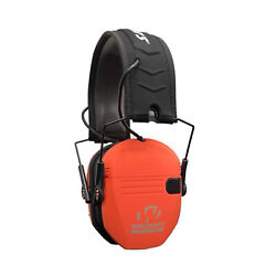 Walker#x27;s Razor Slim Shooter Folding Ear Protection Muffs with NRR of 23dB Coral $46.99