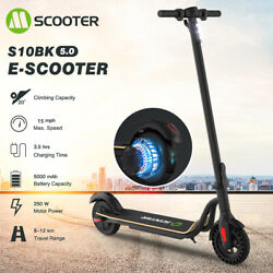MEGAWHEELS ELECTRIC SCOOTER FOLDING KICK E SCOOTER 250W ALUMINUM ADULT SCOOTER $158.61