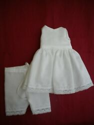 Reproduction Antique Doll Underwear to Fit a 11 inch 27.94 cm French Doll $20.00