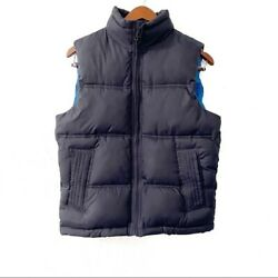 GAP Kids Lined Puffer Full Zip Vest Unisex Youth Size XL Outerwear Layer Casual $24.99