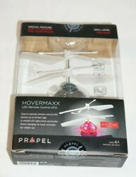 Propel Rc Hovermaxx 2.0 Ufo Flying LED Hand Controlled UFO Fun Kids Toy SEALED $11.99