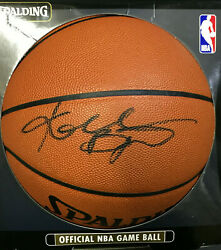 Kobe Bryant Signed Official nba Game Basketball MINT 10 ? AUTOGRAPH PSA Coa REAL $2499.99
