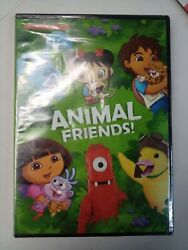 Nickelodeon Nick Jr. Favorites Animal Friends DVD NEW Dora The Explorer Gabba $19.99