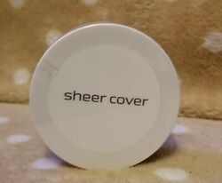 SHEER COVER Conceal amp; Brighten Trio LIGHT MEDIUM and Factory Sealed NEW $21.99