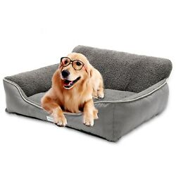 Pet Dog Bed for Medium Dogs X Large for Large Dogs Dog Bed with Machine Washable $32.99