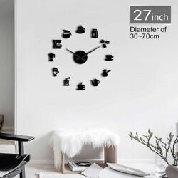 Living Room Home Art Wall Clocks Decoration Antique Styles Geometric Shape Typed $32.29