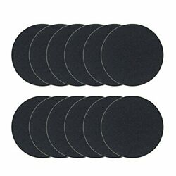 12 Pack Charcoal Filters for Kitchen Compost Bin Pail Replacement Filter Counte $17.15
