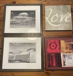 wall art pictures Size 10quot; X 16quot; $20.00