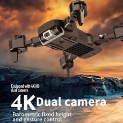 Mini Drone RC Selfie WIFI FPV With HD Camera Foldable Arm RC Quadcopter New $44.78
