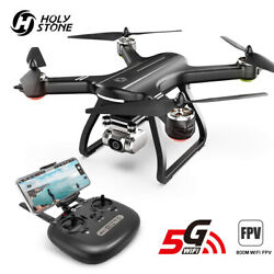 Holy Stone HS700D 4K Drone HD Camera Brushless RC Quadcopter FPV GPS WiFi Drones $199.99