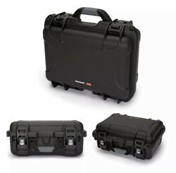 Nanuk 915 Waterproof Hard Case Black with Cubed Foam For Firearms Drones Camera $98.95