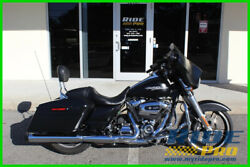 2017 Harley Davidson Touring Street Glide® Special $17800.00