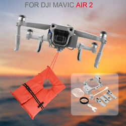 Stable Drone Air Launcher Air Dropping Bait Thrower System For DJI Mavic Air 2 $29.25