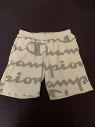Champion Shorts Size L Mens $29.99