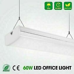 LED Shop Light Garage Fixture Ceiling Lamp LED Batten Tube Light 2FT 4FT 30W 60W $25.64