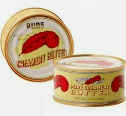 Red Feather Brand 100% Pure Creamery Canned Butter from New Zealand Survival $30.99