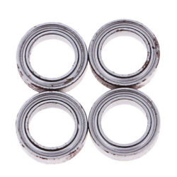 4 Pack RC Bearings Parts 7*11*3mm for WLtoys 12428 12423 12628 Replacement $7.92