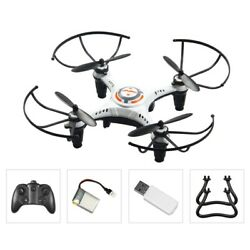Anti fall Drone Aircraft Quadcopter Remote Control Helicopter Kids Toys Gifts* $25.27