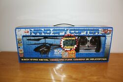 World Tech Toys Nano Spy 3.5ch RC Helicopter with Camera $22.00