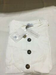 W124 SABO SKIRT quot;Imaniquot; Dress White Womens Size XS $39.00