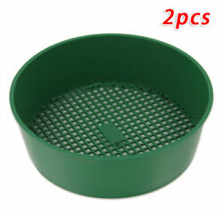 Tray Garden Sieve Supplies Compost Soil Lightweight Filtration Convenient C $12.08