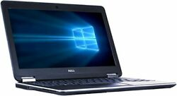 Dell Latitude Windows 10 PRO PC Laptop FHD IPS TOUCH SCREEN GAMING 8GB i5 i7 $479.00