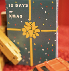 12 Days Of Christmas Playing Cards LIMITED EDITION $15.49