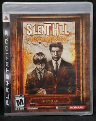 Silent Hill Homecoming PS3 PlayStation 3 BRAND NEW $27.95