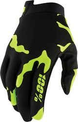 100% iTrack Youth Gloves Motorcycle Dirt Bike $24.50