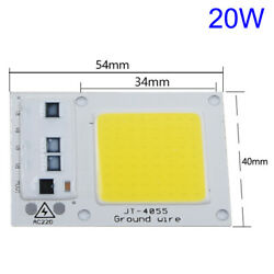 20W 30W 50W Lamp Light IC Driver Floodlight Integrated Advertising 1PC LED Sale