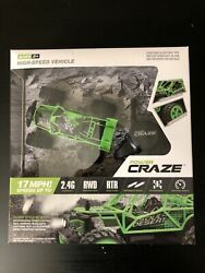 High Speed Mini RC Car with Controller by Power Craze $21.90