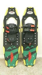 REDFEATHER 36 in. Backcountry Snowshoes 10quot; x 36quot; w Ice Cleats $189.00