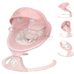 bluetooth Electric Auto Rocking Chair Remote Swing Bouncer Baby Music Sway Seat $84.99