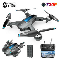 Holy Stone HS240 FPV RC Drones with 4K HD Camera Wide Angle Foldable Quadcopter $49.90