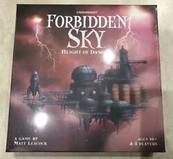 New In Box Forbidden Sky Game Sealed Gamewright $12.99