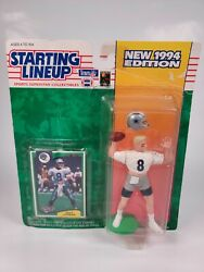 Kenner Starting Lineup 1994 NFL Troy Aikman Dallas Cowboys action figure $10.00