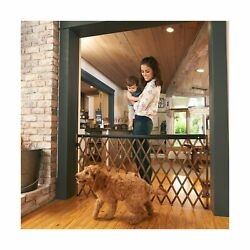 Evenflo Expansion Swing Extra Wide Hardware Mount Gate Farmhouse New $54.75