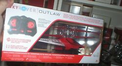 SKYROVER OUTLAW REMOTE CONTROL INDOOR OUTDOOR HELICOPTER UNOPEN. $21.92