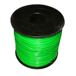 5lb .095 Round Green Commercial String Trimmer Line Spool fits Echo Fits Stihl R