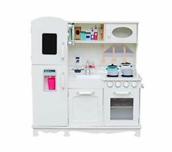 Play Kitchen for Toddlers – Kitchen Toys Playset for Kids – Pretend Play Cook... $206.12