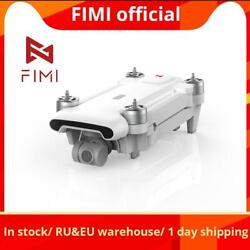 FIMI X8SE 2020 Camera Drone Quadcopter RC Helicopter 8KM FPV 3 axis Gimbal 4K Ca $402.00