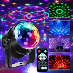 LED Galaxy Starry Night Light Projector Ocean Star Sky Party Speaker Lamp Remote $12.99