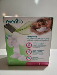 Evenflo Advanced Electric Single Breast Pump model 3045 cleaned $9.99