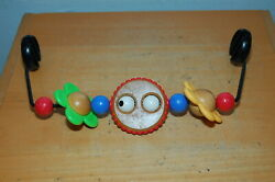 BabyBjorn Wooden toy Googly Eyes attachment for bouncer $31.99