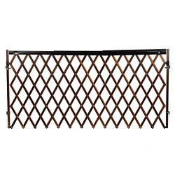 Evenflo Easy Walk Thru Extra Wide Baby Pet Safety Gate Farmhouse Collection $52.99