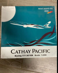 Cathay Pacific 777 1:200 $250.00