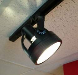 TRACK LIGHTING SPOTLIGHT FIXTURES BY W2 ARCHITECTURAL LIGHTING $20.00