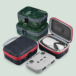 PU Cover Travel Bag Shell For DJI Mavic Mini 2 Quadcopter Controller Shockproof $13.93